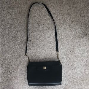 Kate Spade black cross body small bag